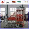 Bloco da maquinaria de construção Qt10-15concrete que faz a máquina