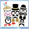 Bien collé Decorative jour de mariage Photo Booth props