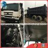 l'Avant-Soulever-Dumping de la Manuel-Direction 13ton Japon-Exportent le camion à benne basculante utilisé par 6*4-LHD-Drive de Nissans Ud