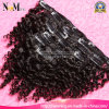 Menschenhaar Klipp in Hairpieces durch DHL/TNT/FedEx Free Shipping