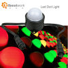 Het verkopen als Licht van het Pixel van de Hete LEIDENE van de Cake Kleur van de PUNT Licht Multi voor de Staaf van de Nacht