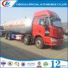 Camião da entrega da fonte de maioria de FAW 8X4 LPG