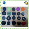 Étiquette faite sur commande de vêtement de PVC d'excellente arrivée de qualité nouvelle (JP-PL007)