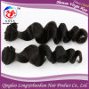 Человеческие волосы Remy оптовых свободных волос волны людских Weft бразильские (HLWB-A040)