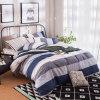 호화스러운 디자이너 홈 직물 면 덧대어깁기 작풍 침대 시트 누비이불 덮개