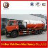 6X4 Vrachtwagen van de Zuiging van de Riolering 15000liter/15cbm/15m3/15000L van LHD/Rhd de Vacuüm