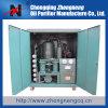 El tiempo la prueba de tipo cerrado purificador de aceite del transformador de vacío/máquina de filtro de aceite aislante