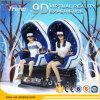 2 cine de la realidad virtual de los asientos 9d con el sistema del receptor de cabeza de Vr