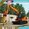 AKTIVES AL8080 8 Tonnen-Gleisketten-Exkavator mit Yanmar Motor für Verkauf