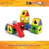 Het Lichaam dat van binnenJonge geitjes het Plastic Speelgoed van Blokken uitoefent (PT-021)