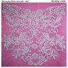 Appliques цвета слоновой кости шнурка для платья вечера Vfc-070b
