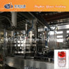 Machines remplissantes de production de boisson en boîte par animal familier