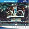 Visualización de LED completa del redondo, cartelera de la visualización de LED 360, haciendo publicidad de la visualización de LED