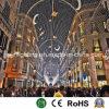La calle de la luz LED de decoración para bodas