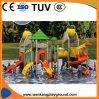 Коммерческого уровня парк развлечений водные горки пластиковые (WK-A180616)