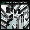 Tubo del acero inoxidable de Rectangule del cuadrado del redondo de tubo del acero inoxidable de China Manufactor 304
