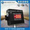 기계적인 원격 제어 방수 USB 데이터 차량 속도 제한기, 차 속력 조절기