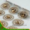 新しいデザイン熱伝達の付着力の水晶樹脂のラインストーンの網(YH-002)