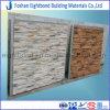 Tuile stratifiée par panneau en pierre de nid d'abeilles de tuile d'ardoise pour des matériaux de décoration de mur