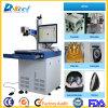 Máquina Desktop do cristal da marcação do laser do marcador 30W do laser da fibra
