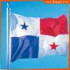 Su ordinazione impermeabilizzare e bandiera nazionale del Panama della bandiera nazionale di Sunproof