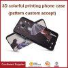 Kundenspezifischer Handy-Kasten des Muster-3D bunter des Drucken-TPU für Huawei Ehre 8 V8