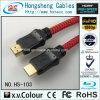 Кабель HDMI с локальными сетями 3D 1.4 2.0 кабель 4k HDMI