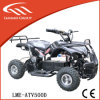 500Wモーターを搭載する電気ATV