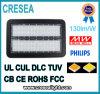 120W 100W UL IP65 주유소 LED 전 증거 갱도 빛