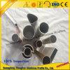 Tube en aluminium de 6063 T5 Customerized pour l'usage de différence