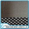 Rhomb Ineinander greifen-Fishnet betätigter Kohlenstoff-Faser-Luftfilter-Bildschirm