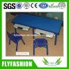 아이 (KF-01)를 위한 아이들 가구 연구 결과 테이블과 플라스틱 의자