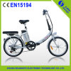 Bicicleta motorizada elevada da liga de alumínio da reputação 20