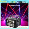 6W RGB Licht van de Laserstraal voor het Dansen, Staaf, de Club van de Nacht