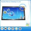 Stützrollen-Untertitel 42 Inch-geöffnetes Feld LCD, das Bildschirm bekanntmacht