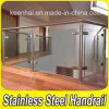 Decorのための建物Railing System Stainless Steel Balcony Handrail