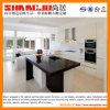 Laca Finish Kitchen Cabinet y Black Galaxy Kitchen Cabinets para Sale