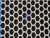 Type hexagonal feuille en métal perforé pour protéger (TS-E118)