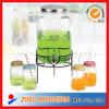 Распределитель напитка высокого качества ясный стеклянный с краном