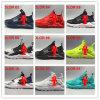 Самые новые 2017 ботинок для женщин людей, ботинки EUR 36-46 Huarache IV воздуха идущих спортов Huaraches черных белых тапок высокого качества втройне Jogging