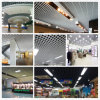 Abrir os tipos de alumínio da grade de materiais do teto