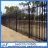 Painel de alumínio personalizado da cerca do preto decorativo da segurança do quintal