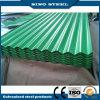 Hoja de acero revestida galvanizada prepintada del material para techos del color (PPGI)
