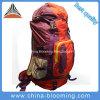 Corsa all'ingrosso che fa un'escursione il sacchetto esterno dello zaino del Drawstring della montagna