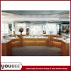 Jewelry Shop Interior Design를 위한 나무로 되는 Jewelry Display Showcases
