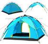 Outdoor Poliéster Automática Camping tenda para 3 a 4 Pessoas (JX-CT023-2)