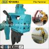 Pilote de pignon vibratoire hydraulique dans les pièces de construction pour excavatrice de 30-40 tonnes