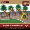 Équipement de terrain de jeux à bascule à balançoire avec équipement pour enfants