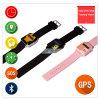 Design agradável, GPS, SOS Tracking para Kids Smart Watch