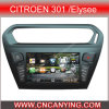 Speciale Car DVD Player voor Citroën 301 /Elysee met GPS, Bluetooth. (CY-6518)